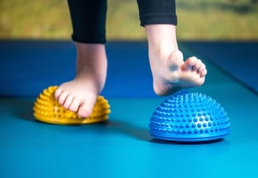 Sever's Disease - Heel Injury In Kids   familydoctor org