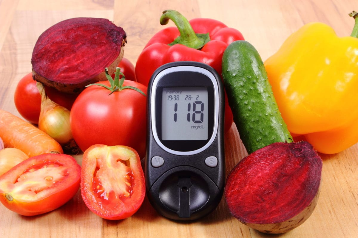 dieta de diabetes pjecer