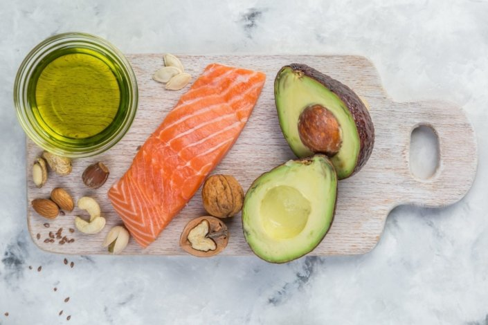 Selection of good fat sources